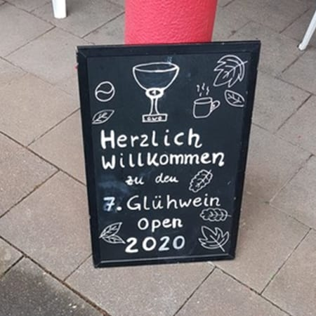 Glühwein Open 2020